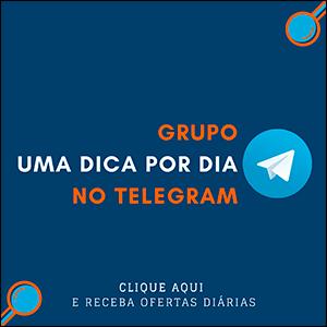 Banner Uma Dica Telegram