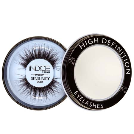 Cílios High Definition Eyelash Black Sensuality