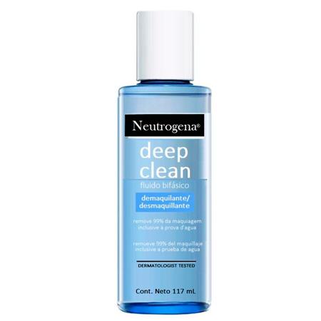 Fluido Bifásico Deep Clean Neutrogena