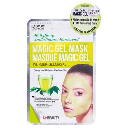 Magic Gel Mask Green Tea Kiss New York