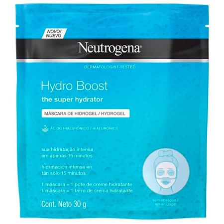 Máscara Hydro Boost The Super Hydrator Neutrogena