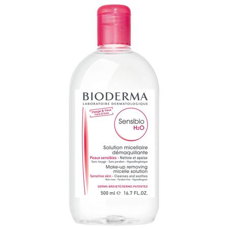 Sensibio H2O Micelar Bioderma