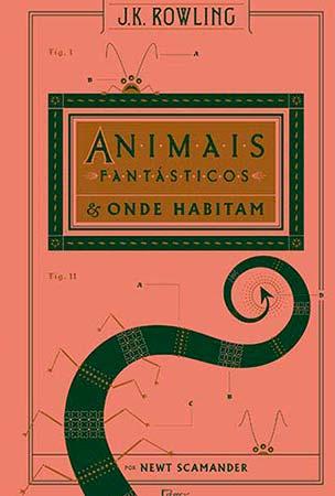 Animais Fantásticos e Onde Habitam (J.K. Rowling)