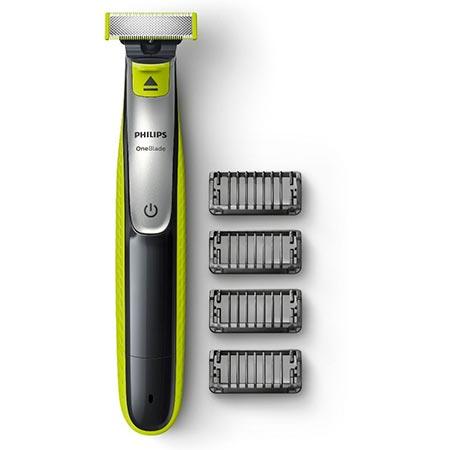 Barbeador Elétrico Oneblade Qp2530 Philips