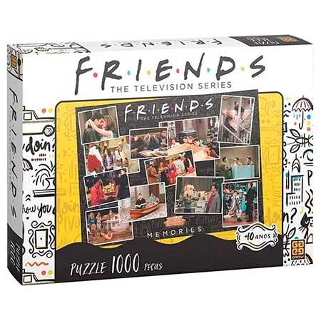 Quebra-Cabeça Friends