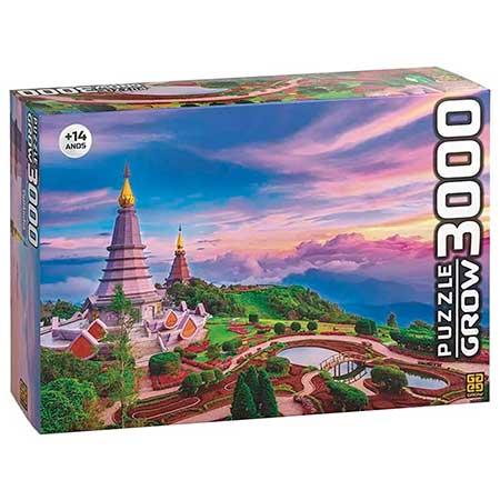 Quebra-Cabeça Tailândia