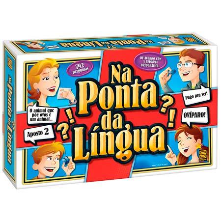 Na Ponta da Língua