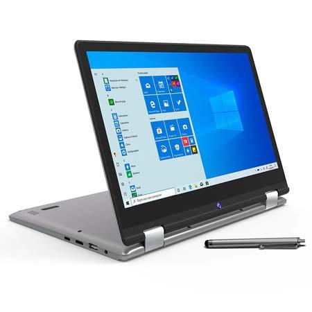 Notebook Positivo Duo C464C