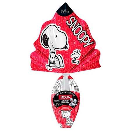Ovo de Páscoa Snoopy D'elicce