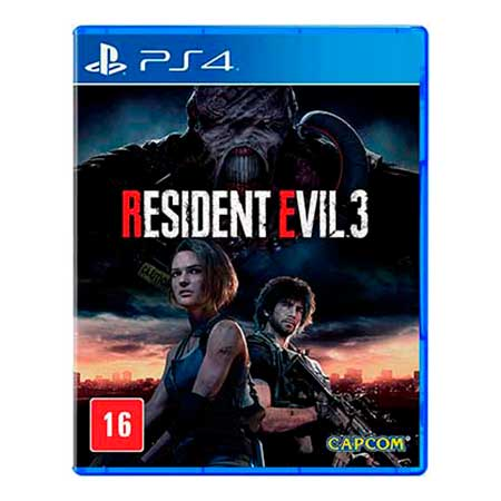 Resident Evil 3 Remake (PS4)