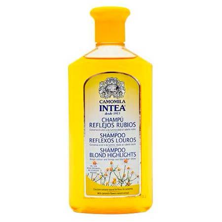 Shampoo Intea Reflexos Louros