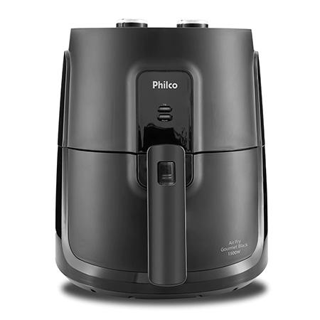 Fritadeira Philco Gourmet Black