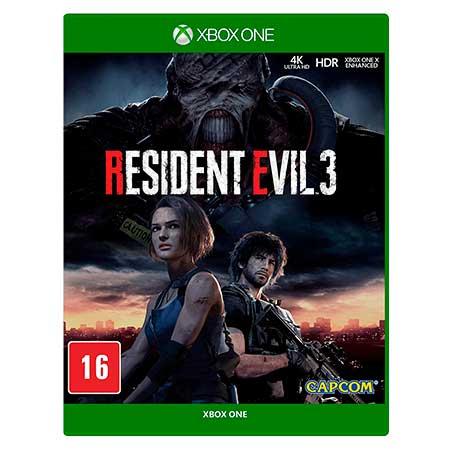 Resident Evil 3 Remake (Xbox One)