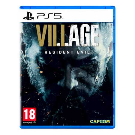 Resident Evil 8: Village PlayStation 5