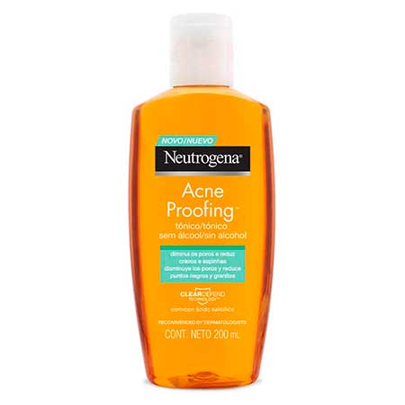 Tônico Acne Proofing Neutrogena