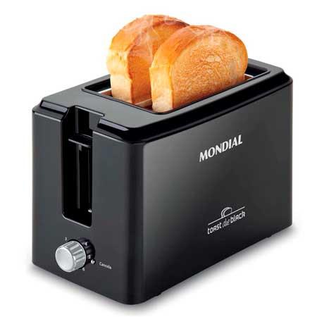 Torradeira Toast Due (Mondial)