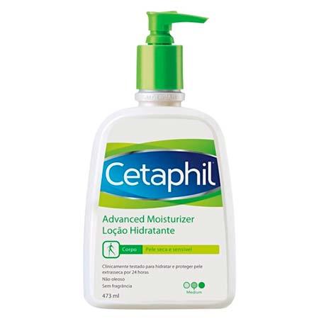 Loção Hidratante Corporal Advanced Moist (Cetaphil)