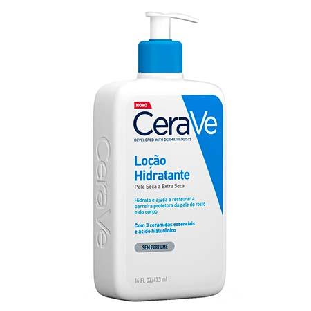 Loção Hidratante Corporal (CeraVe)