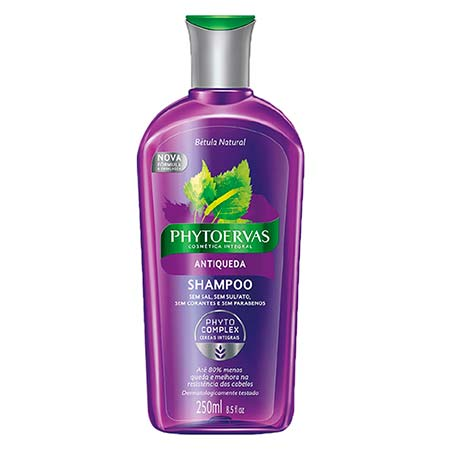 Shampoo Phytoervas Antiqueda (250ml)