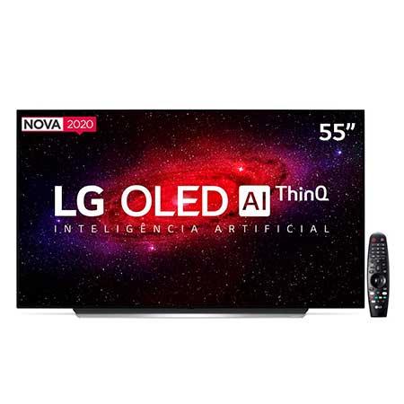 Smart TV 4K OLED CX (LG)