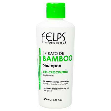 Shampoo Felps Bio-Crescimento Extrato de Bamboo