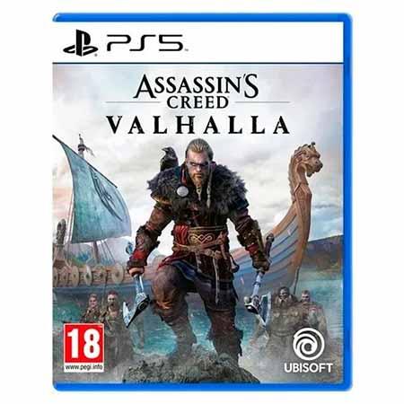 Assassin's Creed Valhalla PlayStation 5