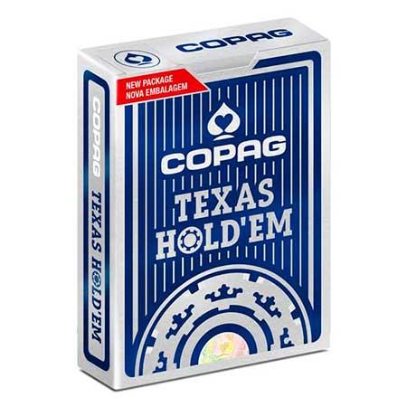 Baralho Texas Hold'em Copag