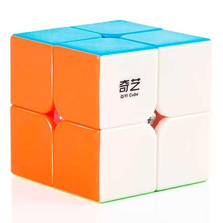 Cubo Mágico Profissional 2x2 Qiyi