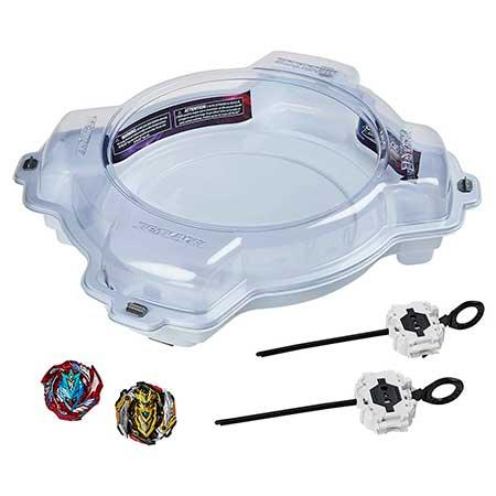 Kit Completo Beyblade Burst Campeões de Elite (Hasbro)