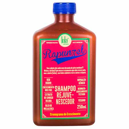 Shampoo Lola Cosmetics Rapunzel (250ml)
