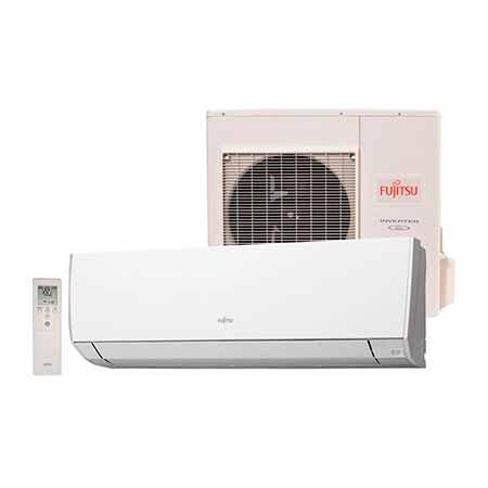 Ar-Condicionado Fujitsu Split High Wall Inverter ASBG09LMCA