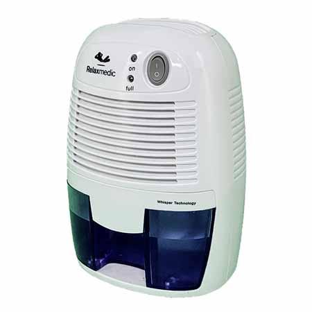 Desumidificador de Ar Relaxmedic Blue Air