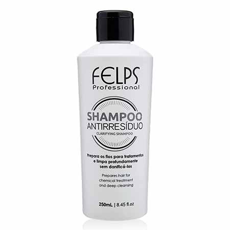 Shampoo Antirresíduo Felps 250ml