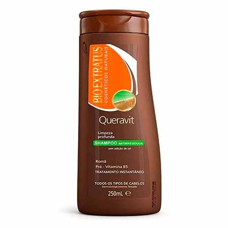 Shampoo Antirresíduos Bio Extratus Queravit