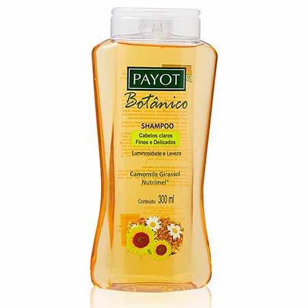 Shampoo Botânico Camomila, Girassol e Nutrimel Payot