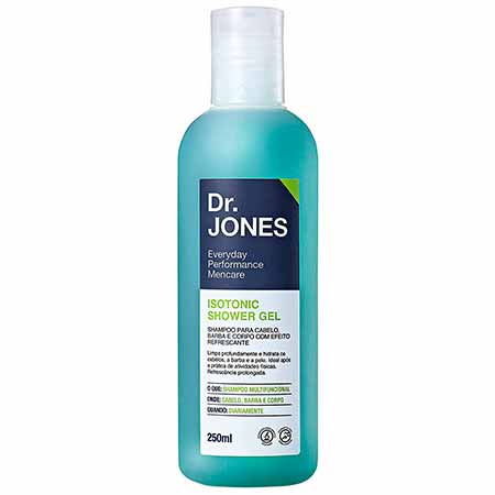 Shampoo Dr. Jones Isotonic Shower Gel 250ml